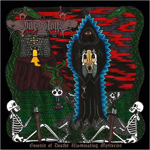 "Svartsyn - Genesis of Death's Illuminating Mysteries 7""EP"