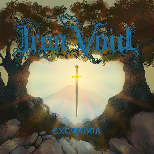Iron Void - Excalibur CD