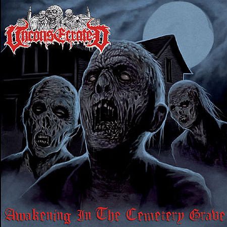 Unconsecrated ‎– Awakening In The Cemetery Grave CD