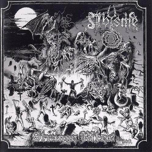 Abysme - Strange Rites CD