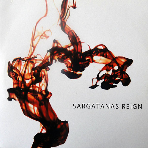 Sargatanas Reign - Bloodwork: Techniques of Torture CD