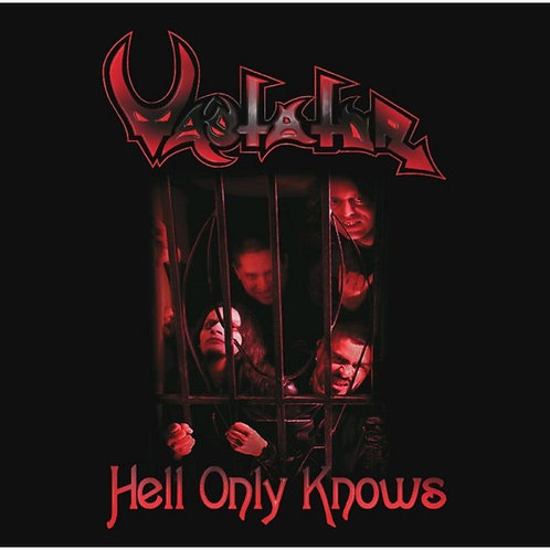 Vastator - Hell Only Knows CD