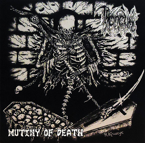 Throneum - Mutiny Of Death LP (Picture Vinyl)