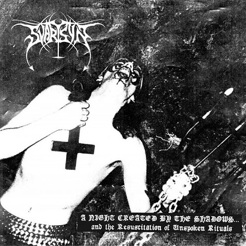 Svartsyn - A Night Created by the Shadows... and the Resuscitation of... CD