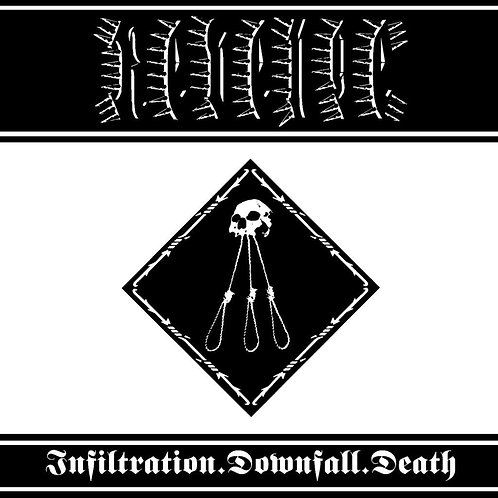 Revenge - Infiltration Downfall Death LP