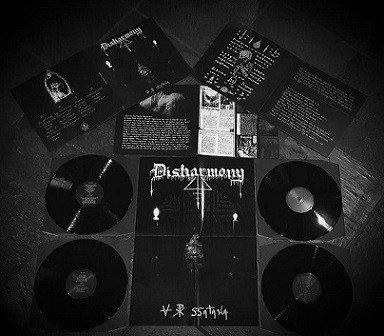Disharmony  – Vade Retro Satana 2xLP