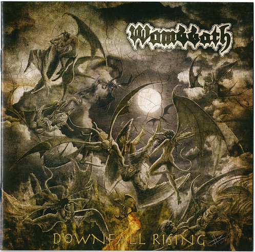 Wombbath - Downfall Rising CD
