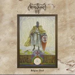 Aryan Kampf 88 - Belgian Steel CD