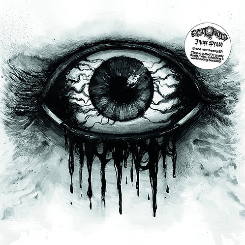 Ectovoid - Inner Death TAPE
