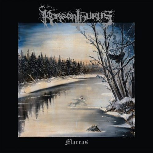 Korgonthurus - Marras CD