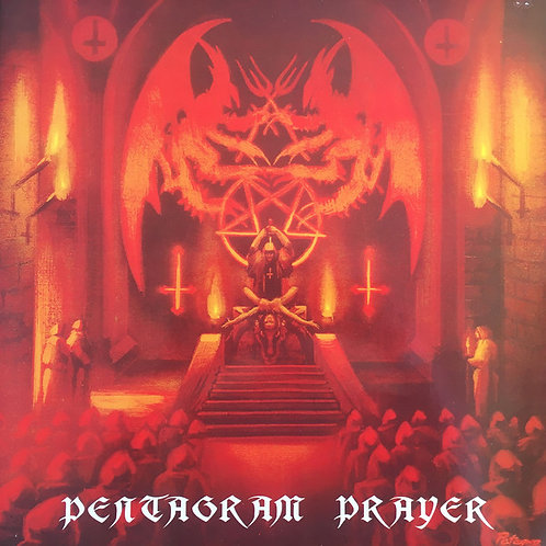 Bewitched ‎– Pentagram Prayer LP
