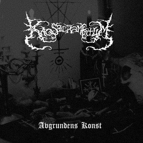 Kaos Sacramentum - Avgrundens Konst DIGI-CD