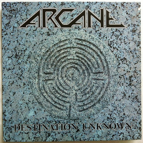 Arcane – Destination Unknown LP