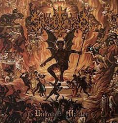 Sacrocurse – Unholier Master LP (Red Vinyl)