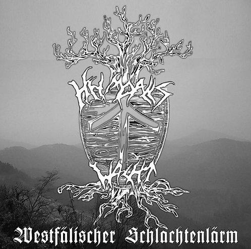 Heimdalls Wacht – Westfälischer Schlachtenlärm CD