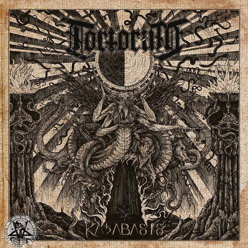 Tortorum - Katabasis CD