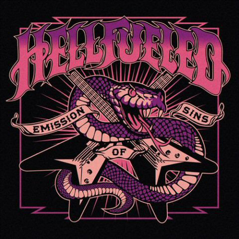 Hellfueled – Emission Of Sins CD