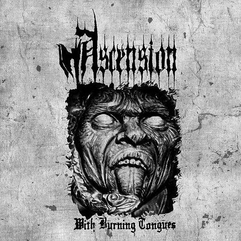 Ascension - With Burning Tongues DIGI-CD