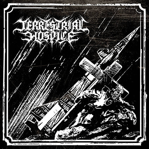 Terrestrial Hospice - Indian Summer Brought Mushroom Clouds TAPE (Black Tape)