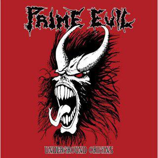 Prime Evil - Underground Origins LP (Black Vinyl)