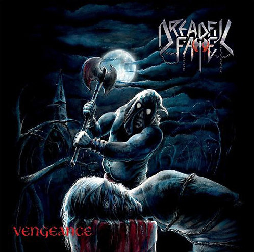 Dreadful Fate ‎– Vengeance LP