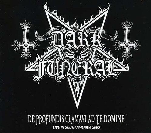 Dark Funeral – De Profundis Clamavi Ad Te Domine CD