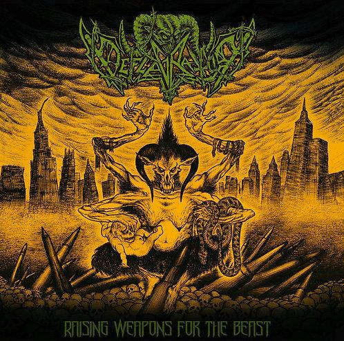 Deflagrator – Raising Weapons for the Beast CD
