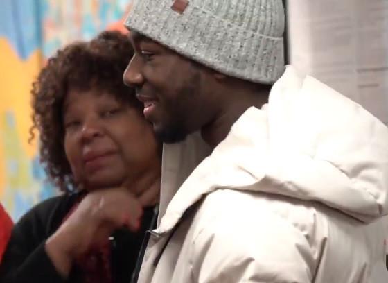 Still shot from D.C. United video