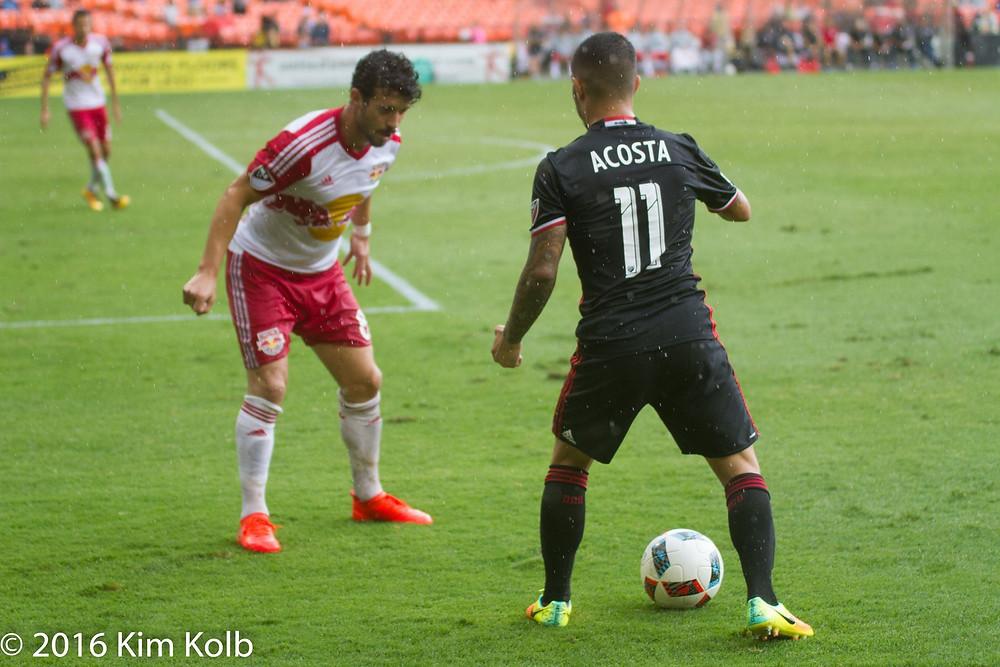 Here's hoping Acosta breaks some RB ankles. Photo Credit: Kim Kolb