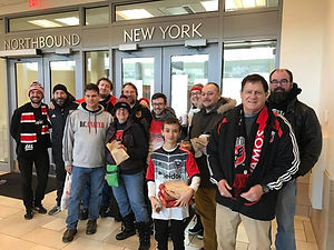 Road Trip for DC United
