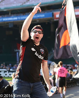 DC United Cheering