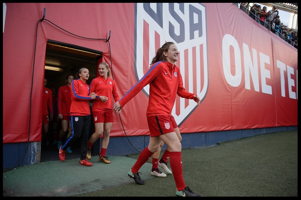Photo: US Soccer / Washington Spirit
