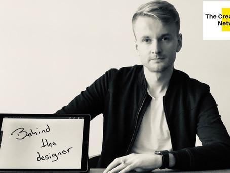 Behind The Designer #003 Radek Szczygiel