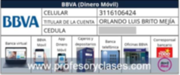 pagos profesor contabilidad a domicilio medellin clases particulares finanzas