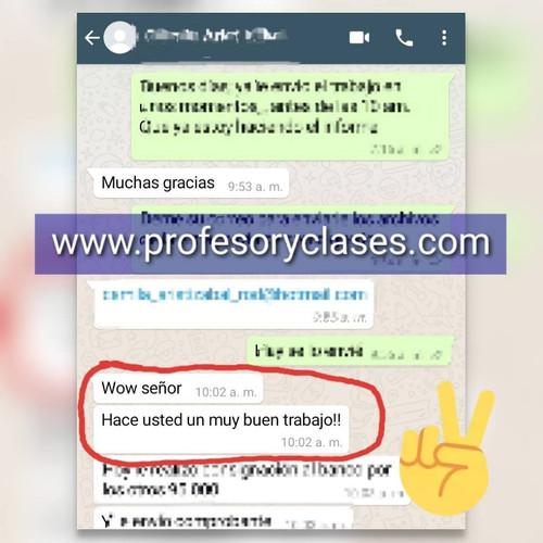 Profesor particular contabilidad en Mede