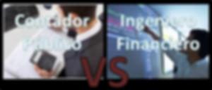 Diferencia entre Contador Publico Ingeniero Financiero