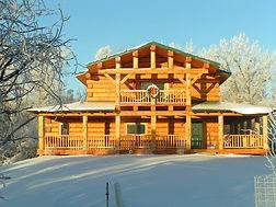 Ransbottom Initial Log Home Photo Dec 30