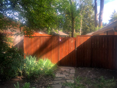 Beaverton, OR Cedar Fence