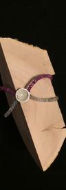 Rubin-Labradorit- Armband