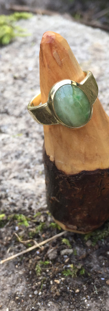 Serpentin-Ring - Kundenauftrag