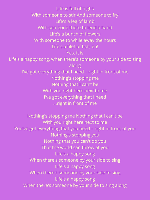 Life's a Happy Song 2.png