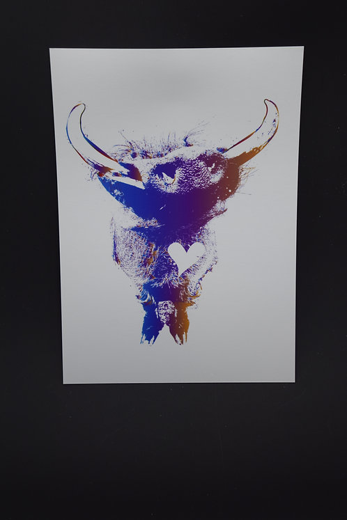 Big Tusk Warthog: Original prints from International Artist Christina Ward