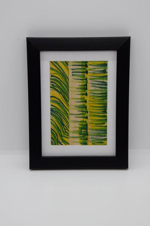 #3 Art Together is Better - Wooden stick framed creations