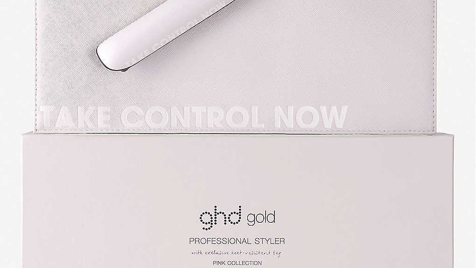 GHD Gold Styler 'Take Control Now' collection