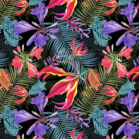 jungle luxe bugs