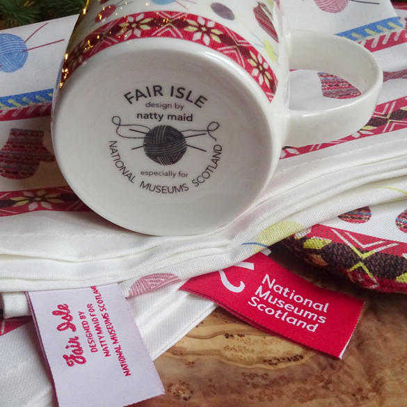 Fair Isle Products