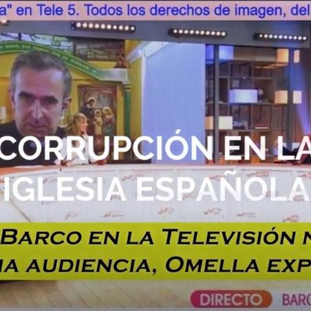 VÍDEO - CARDENAL OMELLA Y EL JESUITA ARANA COPAN EL PODER ECLESIÁSTICO EN ESPAÑA