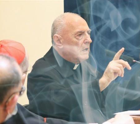 #DOCUMENTOS - EL CARDENAL OMELLA PRESENTA EL LIBRO DE UN MASÓN DE LA CÚSPIDE VATICANA