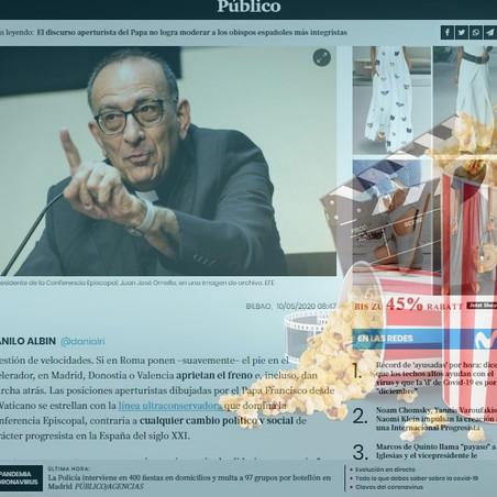 OMELLA, EL CARDENAL FAVORITO DE LA IZQUIERDA MARXISTA ESPAÑOLA