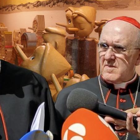 #DOCUMENTO - LA IGLESIA ESPAÑOLA VIOLA DERECHOS FUNDAMENTALES DE LOS FIELES: STELLA Y OMELLA IMPUNES